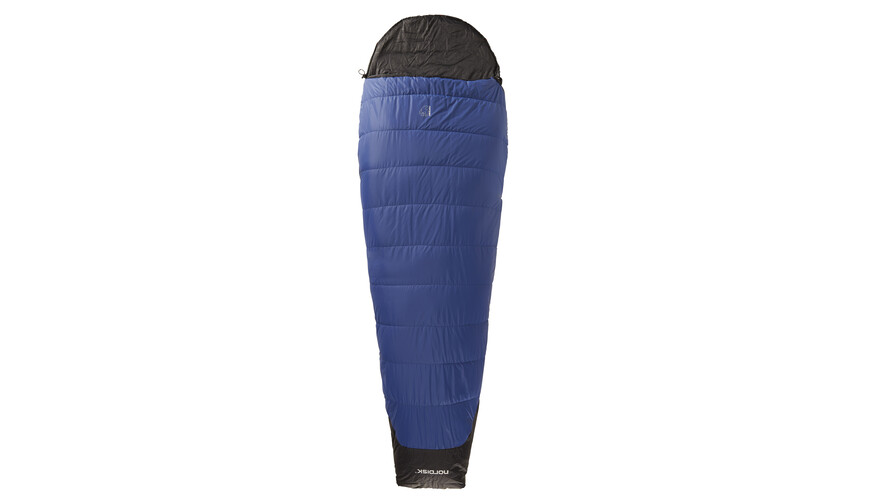 Nordisk Gormsson +10° Sleeping Bag L limoges blue/black